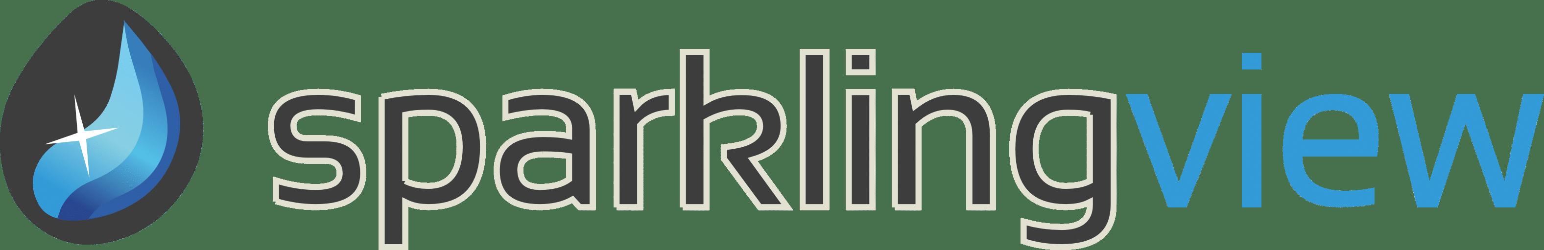 Sparkling View Logo